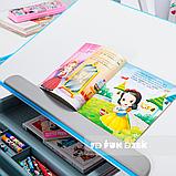 Стіл-трансформер FunDesk Amare with drawer Blue + Книжкова полиця FunDesk SS16, фото 6