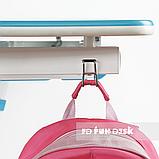 Стіл-трансформер FunDesk Amare with drawer Blue + Книжкова полиця FunDesk SS16, фото 7