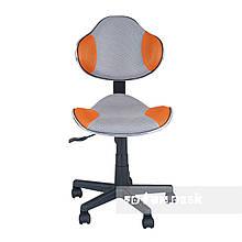 Детское кресло FunDesk LST3 Orange-Grey