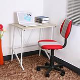 Дитяче крісло для школяра FunDesk LST4 Red / Grey, фото 4