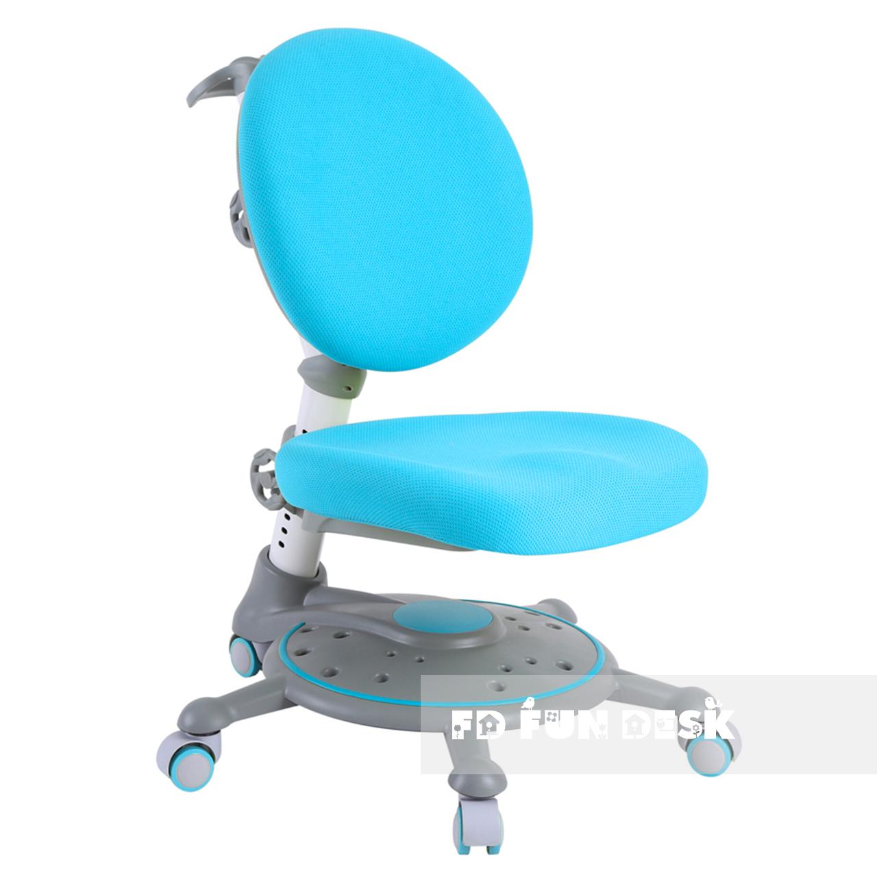 Дитяче ортопедичне крісло FunDesk SST1 Blue