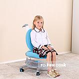Дитяче ортопедичне крісло FunDesk SST1 Blue, фото 5