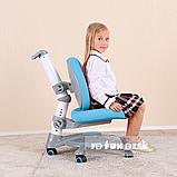 Дитяче ортопедичне крісло FunDesk SST1 Blue, фото 6