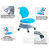 Дитяче ортопедичне крісло FunDesk SST1 Blue, фото 8