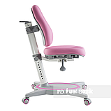 Ортопедическое детское кресло FunDesk Primavera I Pink, фото 6