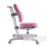 Ортопедическое детское кресло FunDesk Primavera I Pink, фото 7
