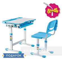 Детская парта со стульчиком FunDesk Cantare Blue