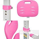 Детский стул FunDesk SST2 Pink, фото 7