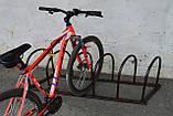 """Стоянка для велосипедов """" Диагональ"""" на 5 мест, фото 3"""