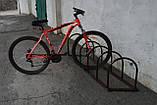 """Стоянка для велосипедов """" Диагональ"""" на 5 мест, фото 5"""