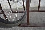 """Стоянка для велосипедов """" Диагональ"""" на 5 мест, фото 6"""