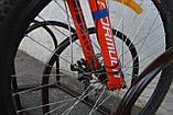 """Стоянка для велосипедов """" Диагональ""""  на 7 мест, фото 2"""