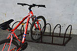 """Стоянка для велосипедов """" Диагональ""""  на 7 мест, фото 3"""