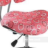 Детское ортопедическое кресло FunDesk SST6 Pink, фото 4