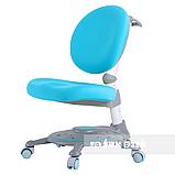 Детское ортопедическое кресло FunDesk SST1 Blue, фото 4