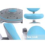 Детское ортопедическое кресло FunDesk SST1 Blue, фото 9