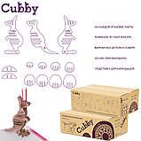 Растущая детская парта со стульчиком Cubby Lupin Purple, фото 10