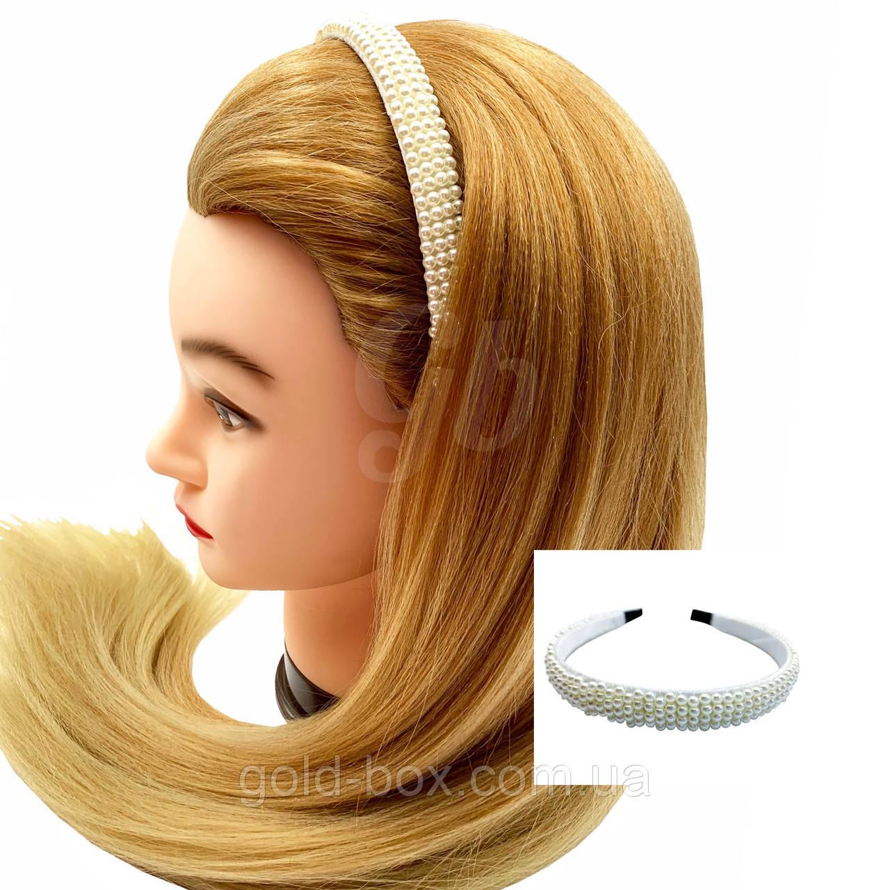 Ободок для волос Жемчуженки