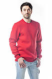 Свитшот мужской с начесом оптом и в розницу, кофта, свитер, толстовка оптом и в розницу, фото 2