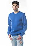 Свитшот мужской с начесом оптом и в розницу, кофта, свитер, толстовка оптом и в розницу, фото 4