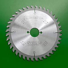 180х2,6х1,6х30 z=40 Пильний диск Stehle по дереву для торцювання і косого різу