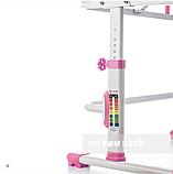 Комплект парта + стул трансформеры Vivo Pink FUNDESK, фото 9