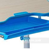 Комплект парта + стул трансформеры Vivo Blue FUNDESK, фото 5