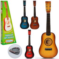 Деревянная игрушка Гитара 02125