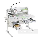 Детский стол-трансформер для дома FunDesk Sognare Grey, фото 4