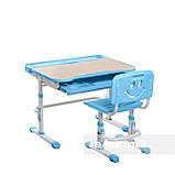 Детская парта со стульчиком FunDesk Bellissima Blue, фото 2