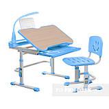 Детская парта со стульчиком FunDesk Bellissima Blue, фото 5