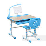 Детская парта со стульчиком FunDesk Bellissima Blue, фото 9
