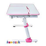 Детский стол-трансформер FunDesk Invito Pink, фото 4