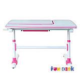 Детский стол-трансформер FunDesk Invito Pink, фото 5