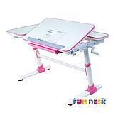 Детский стол-трансформер FunDesk Invito Pink, фото 6