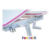 Детский стол-трансформер FunDesk Invito Pink, фото 7