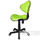 Комплект для школьников Fundesk парта Magico Grey + кресло LST3 Green, фото 6