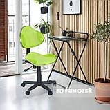 Комплект для школьников Fundesk парта Magico Grey + кресло LST3 Green, фото 9