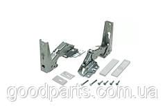Комплект петель двери к холодильнику Whirlpool 480131100321