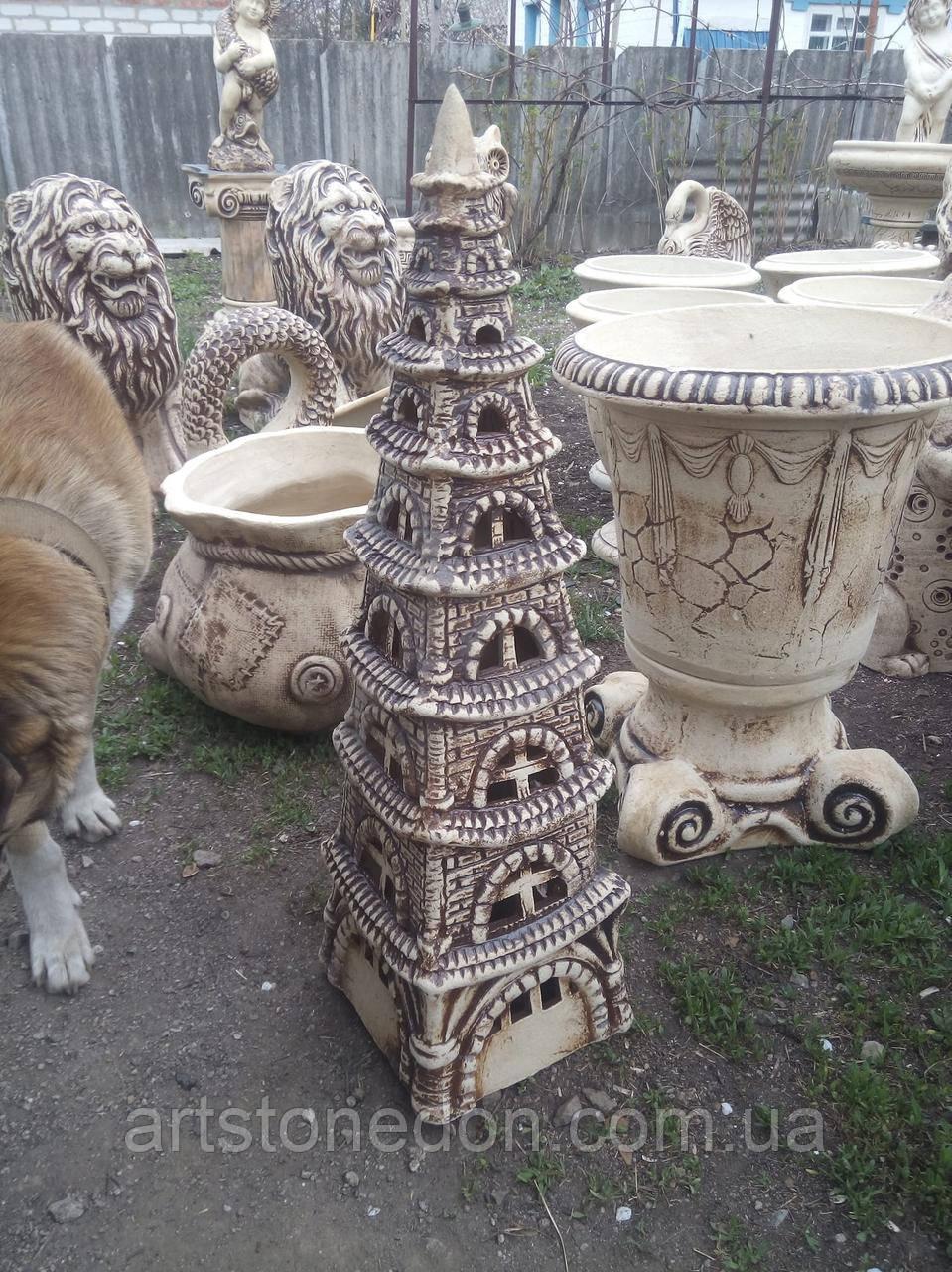 Керамика для сада. Скульптура Пагода