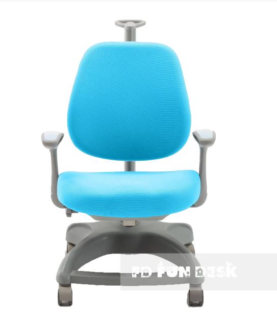 Ортопедическое кресло для мальчика FunDesk Delizia Blue