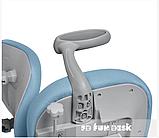 Ортопедическое кресло для мальчика FunDesk Delizia Blue, фото 3