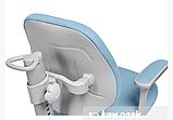Ортопедическое кресло для мальчика FunDesk Delizia  Mint, фото 4