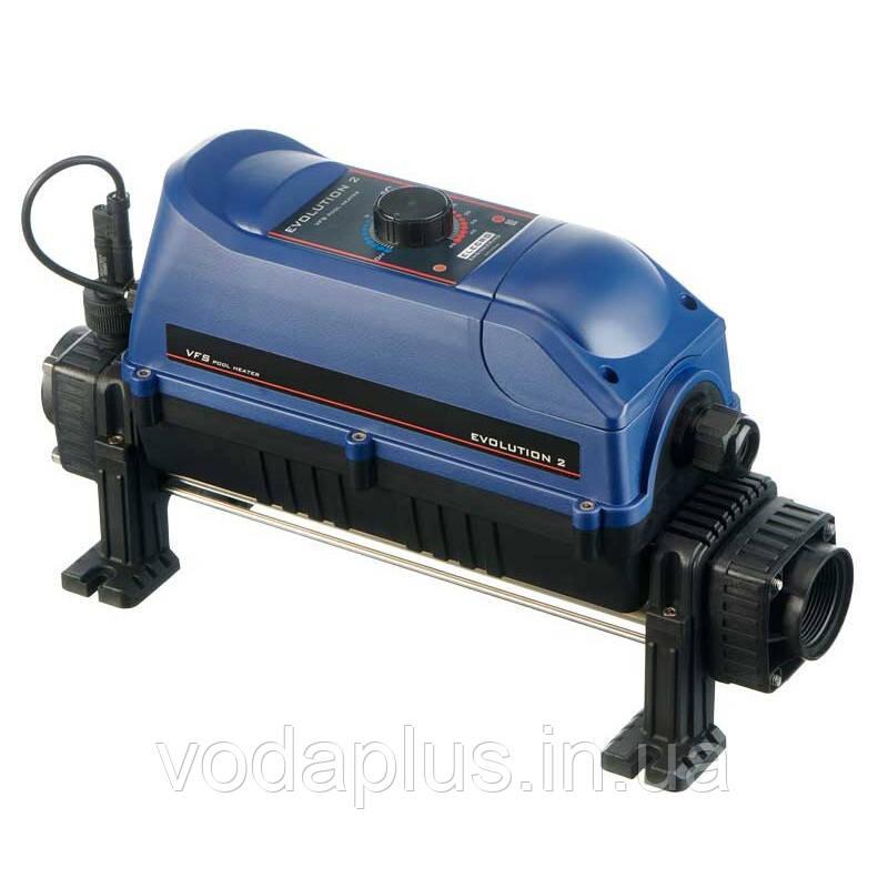 Электронагреватель для бассейнов Elecro Evolution 2 Titan 15кВт 380В