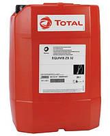 Гидравлическое масло Total EQUIVIS ZS 32 кан. 20л