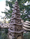 Керамика для сада. Скульптура Пагода, фото 2