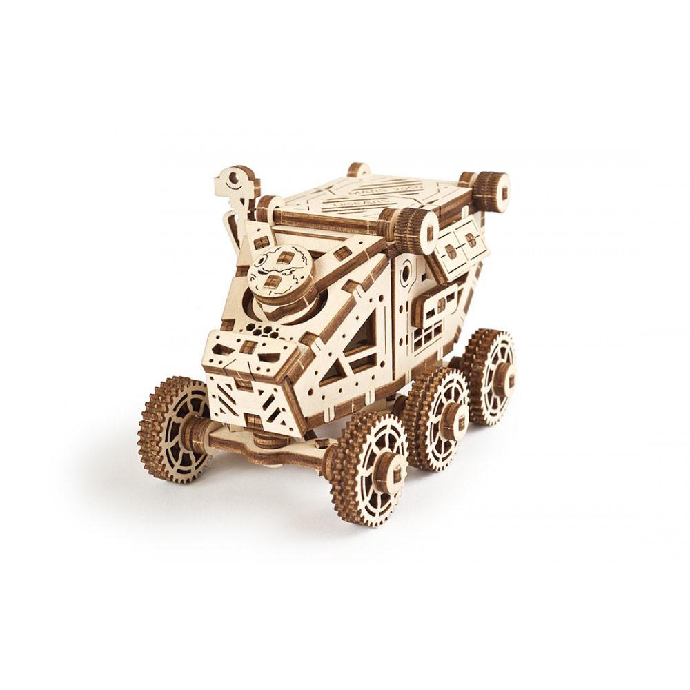 Механический 3D пазл Марсобагги UGEARS
