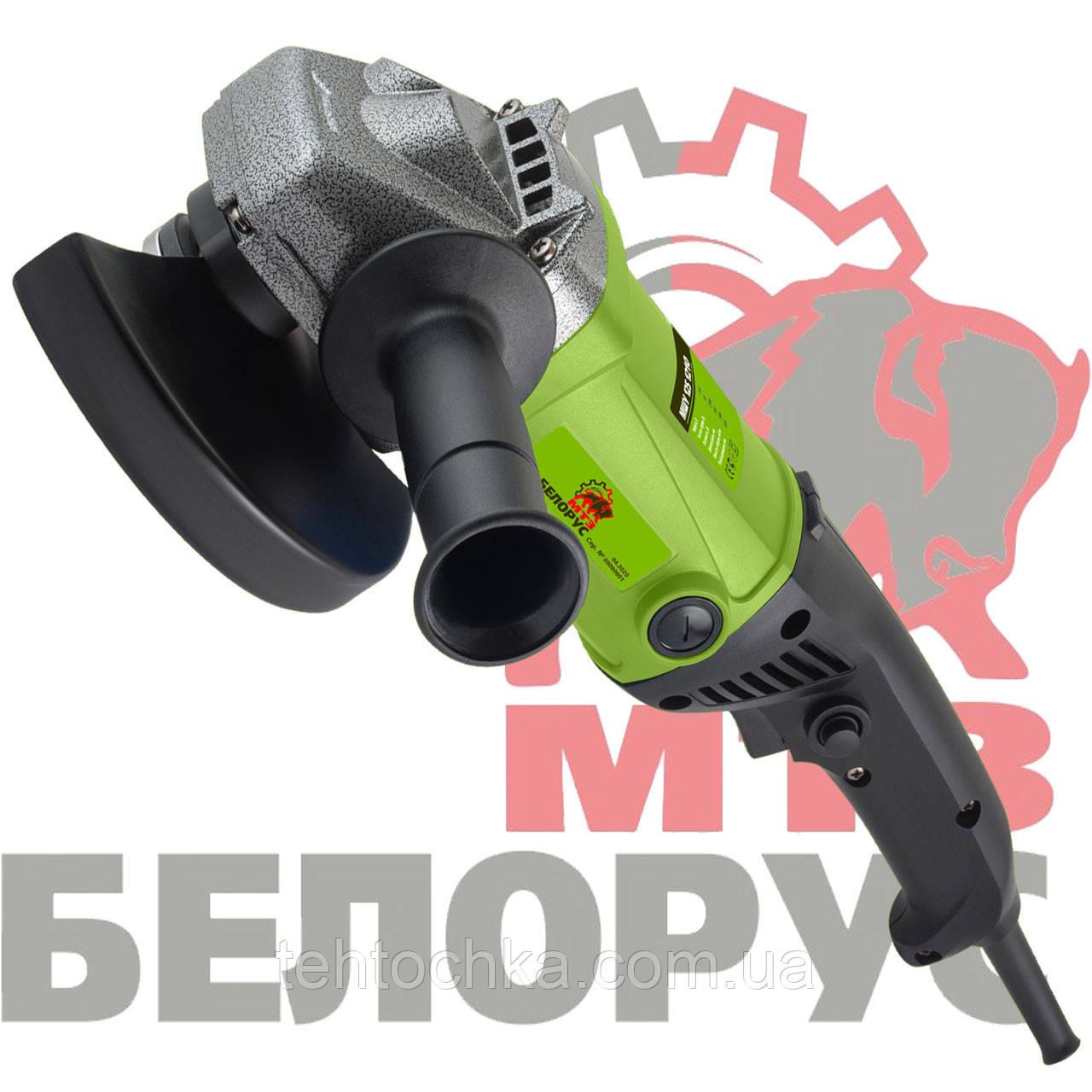 Угловая шлиф-машина Белорус МШУ 180-2700м
