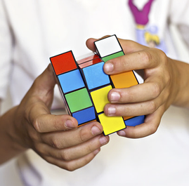 Кубики Рубіка