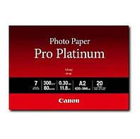 Бумага Canon A2 Pro Platinum Photo Paper PT-101 A2 20л (2768B067)